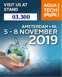 Aquatech 2019 - work in progress