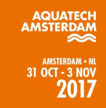 working for AQUATECH 2017